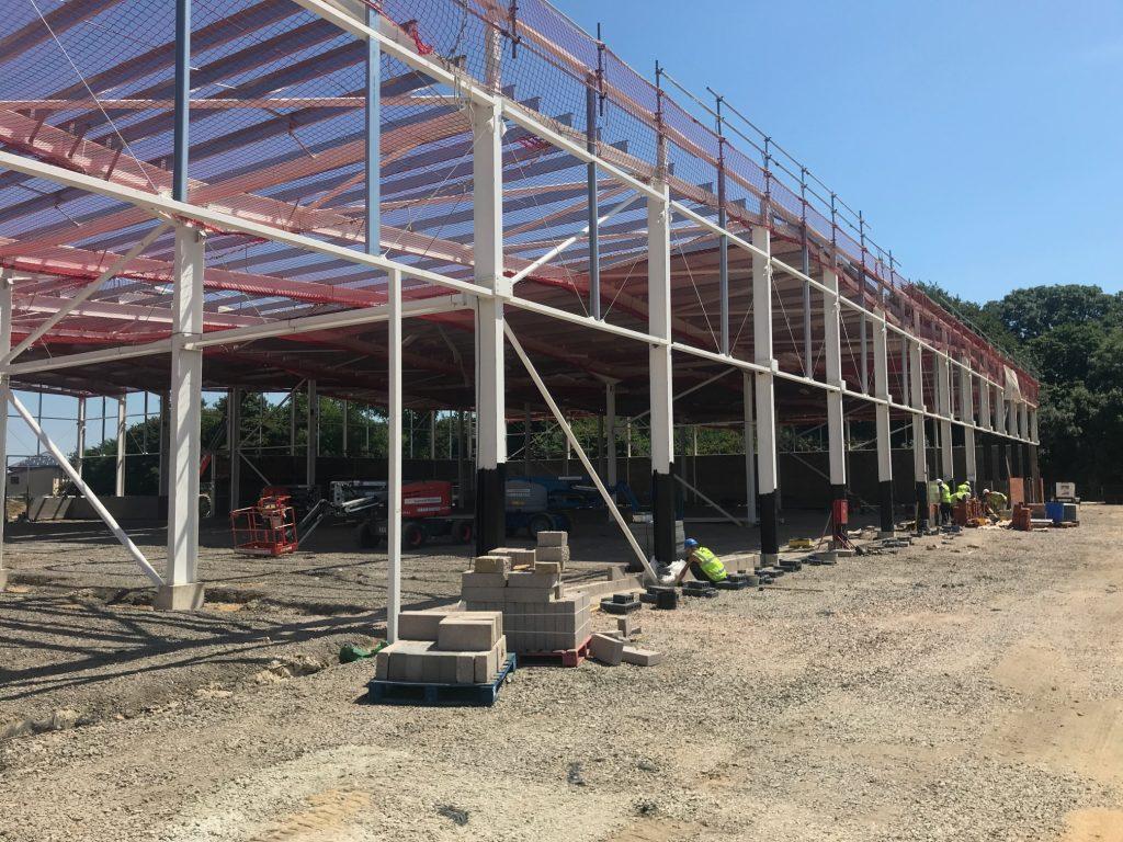 Brockhurst Gate July 2018