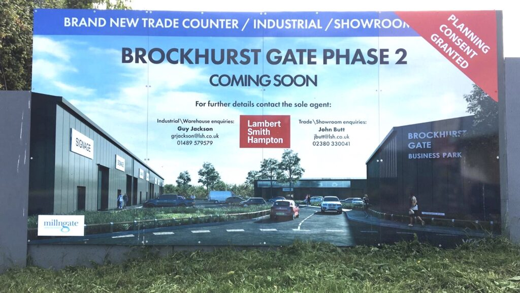 Phase 2 Brockhurst Gate announced